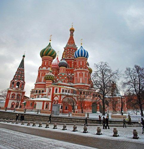 Photo n° 4 Circuit Week-end Moscou en liberté