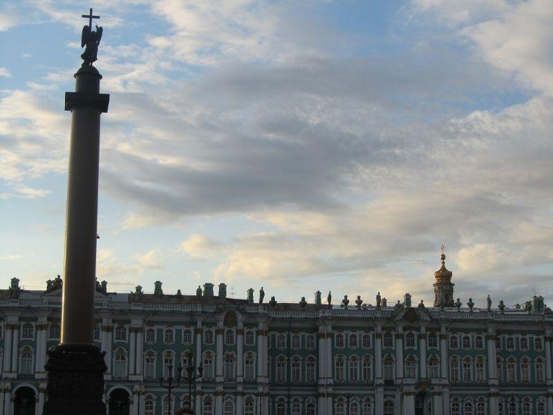 Russie - Saint Petersbourg - Séjour En Liberté à Saint Pétersbourg