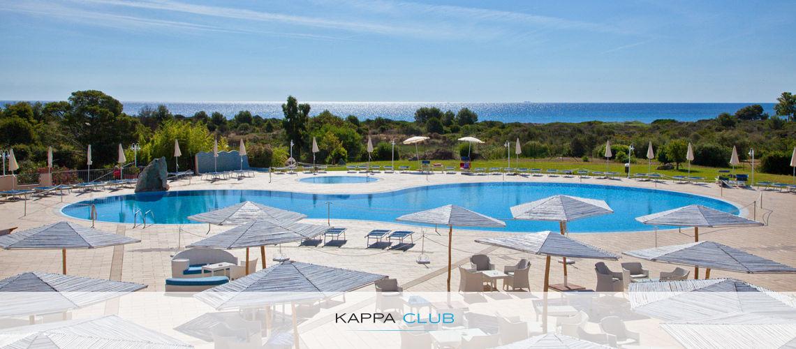 Kappa Club Baia del Porto 4*