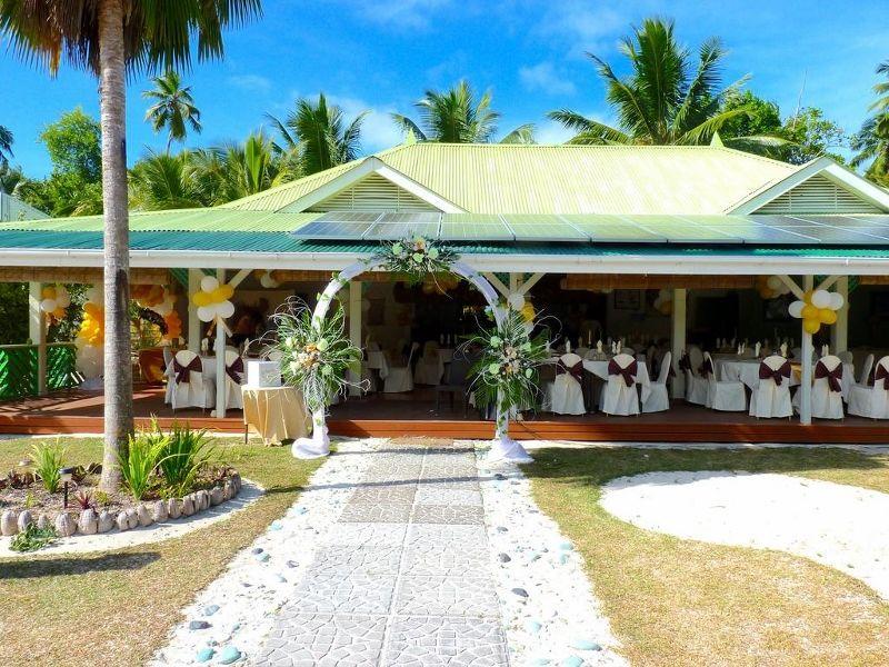 Seychelles - Hôtel L'Habitation Cerf Island 3*