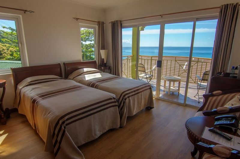 Seychelles - Hôtel Treasure Cove 4*