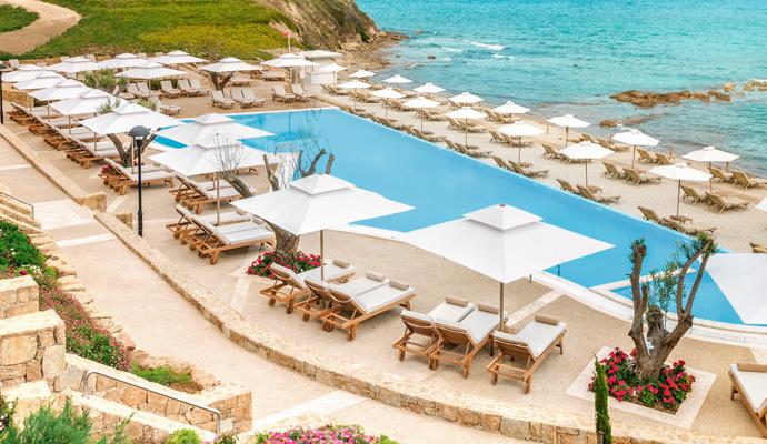 Hôtel sani beach 5*