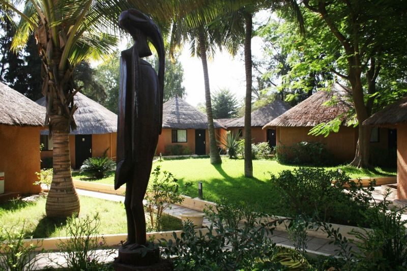 Bungalow Saly Hotel
