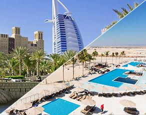 De Dubai à Abu Dhabi & Extension Kappa Club Oman Fanar Hotel 5*