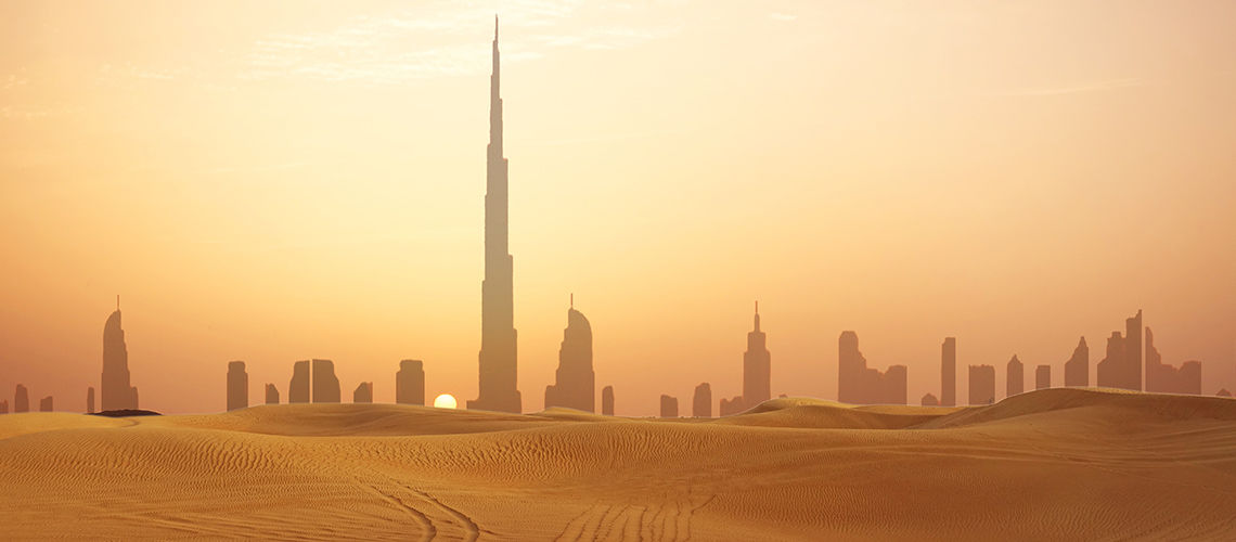 De Dubai à Abu Dhabi & Extension Solana Beach Mauritius 4*nl