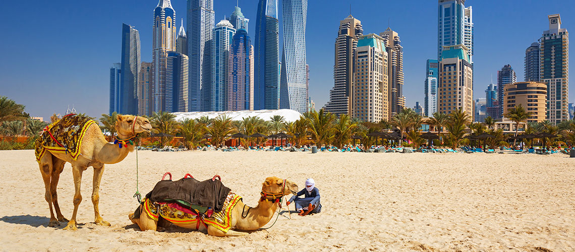 De Dubai à Abu Dhabi - Extension Nusa Dua Beach Hotel & Spa 5*