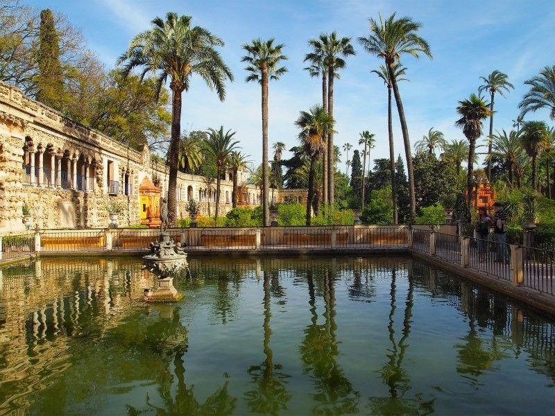 LAndalousie au volant - De Séville à Séville