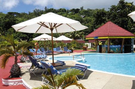 Hôtel berjaya praslin resort 3*