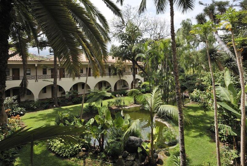 Canaries - Tenerife - Espagne - Hôtel Parque San Antonio 4*