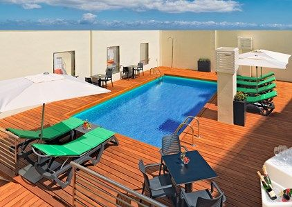 Canaries - Tenerife - Espagne - Hôtel Occidental Santa Cruz Contemporaneo 3*