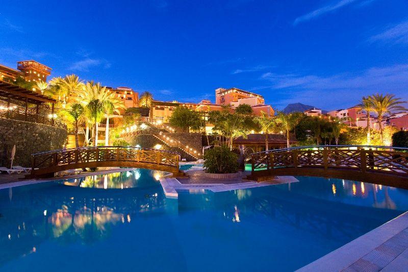 Canaries - Tenerife - Espagne - Hôtel Melia Jardines del Teide 4*