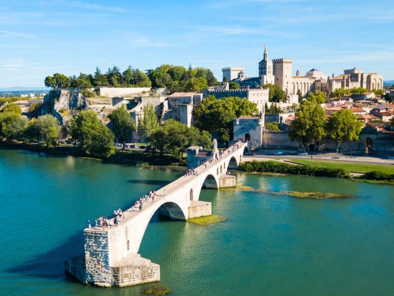 Séjour Avignon : Gastronomie et Histoire - Rendez vous sur place