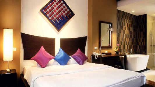 hotel patong beach hotel 4 voyage tha lande s jour phuket. Black Bedroom Furniture Sets. Home Design Ideas