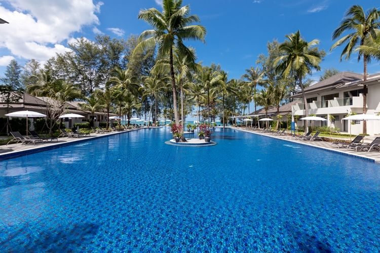 X10 khaolak resort 5 for Prix piscine 5x10