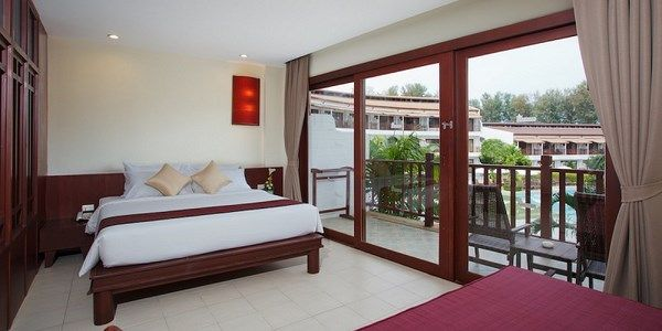 Thaïlande - Phuket - Hôtel Arinara Bangtao Beach Resort 4*