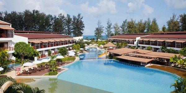 Arinara Bangtao Beach Resort 4* - voyage  - sejour