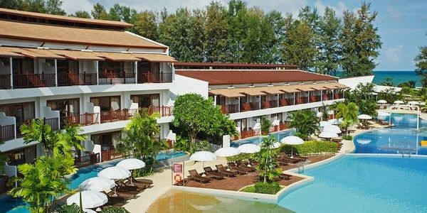 Hôtel Arinara Bangtao Beach Resort 4*