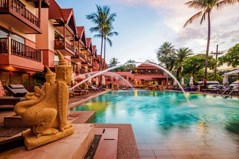 Seaview Patong Hotel 4* - voyage  - sejour