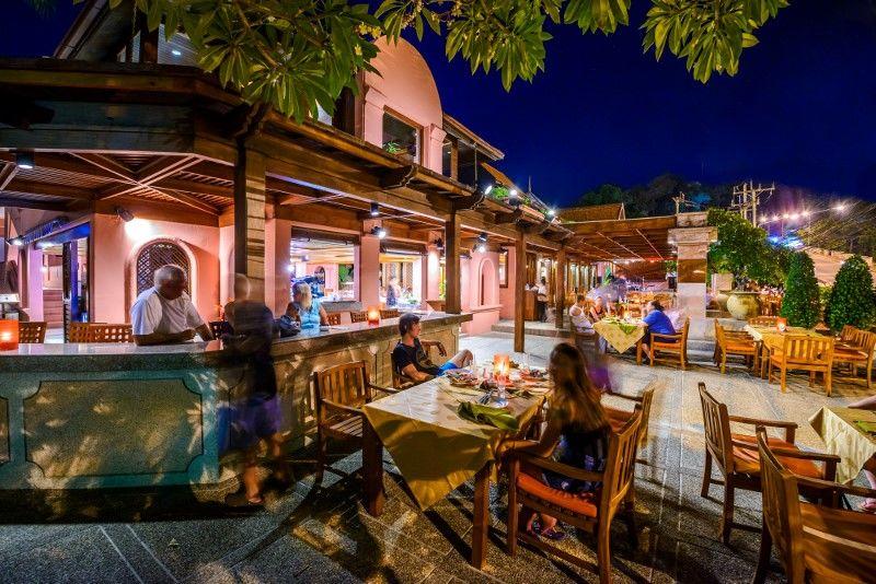 Thaïlande - Phuket - Patong - Seaview Patong Hôtel 4*