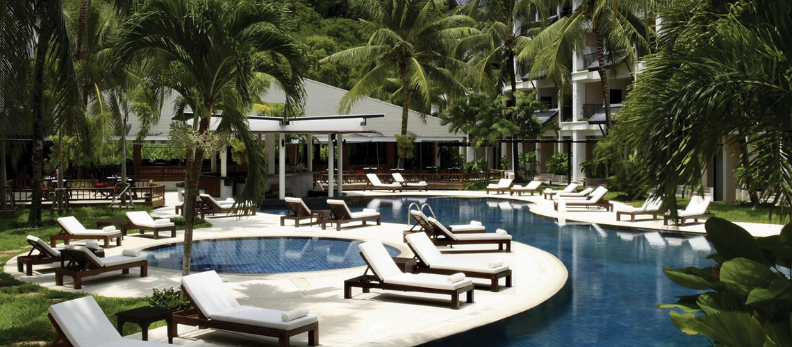 Hôtel Swissotel Resort Phuket Kamala Beach 5*