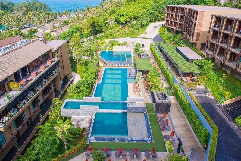 Sunsuri Phuket 5* - voyage  - sejour