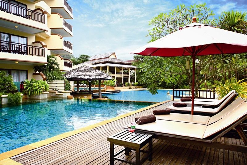 Krabi La Playa Resort 4*