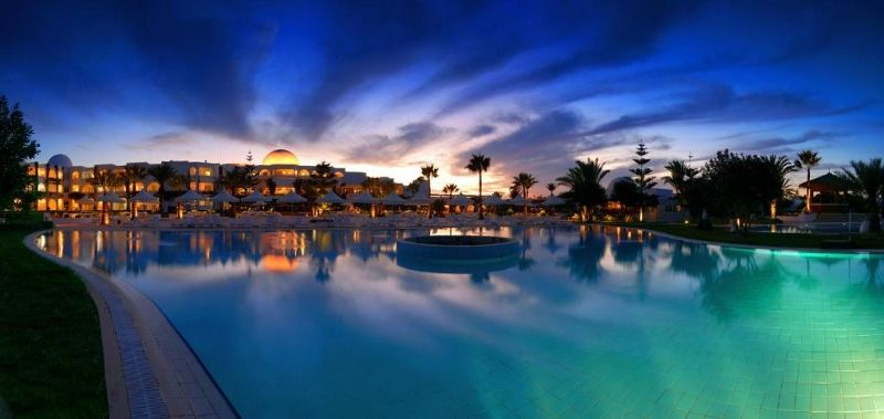 Tunisie - Djerba - Hôtel Djerba Plaza Thalasso and Spa 4*