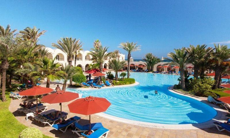 Tunisie - Djerba - Hôtel Sentido Djerba Beach 4*