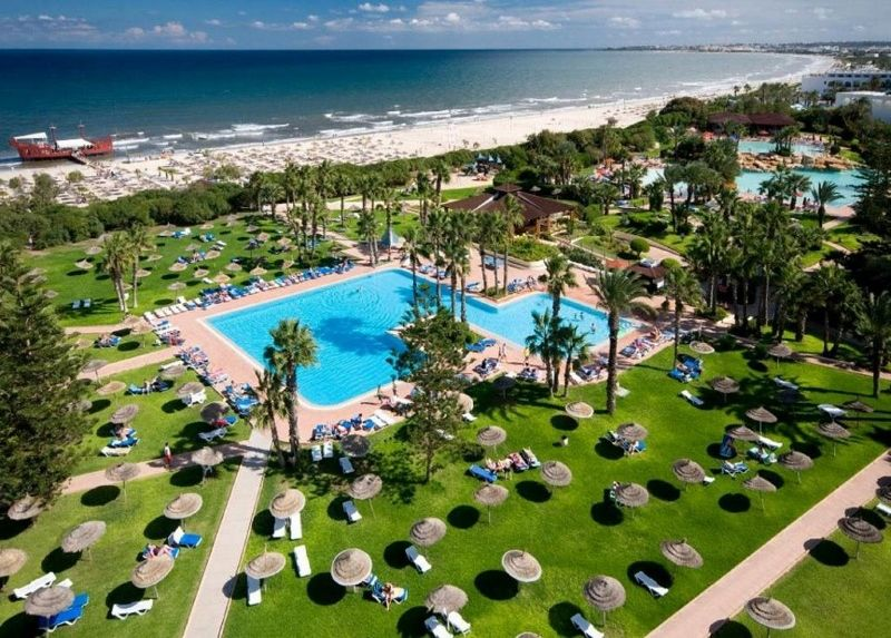 Séjour Tunis - Sahara Beach Aquapark Resort 3*