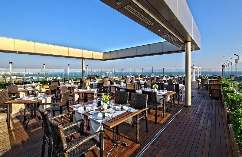 Turquie - Istanbul - Hôtel Best Western Plus President 4*