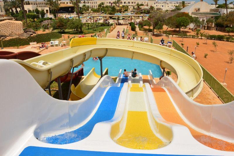 Tunisie - Djerba - Hôtel Djerba Sun Club 3*