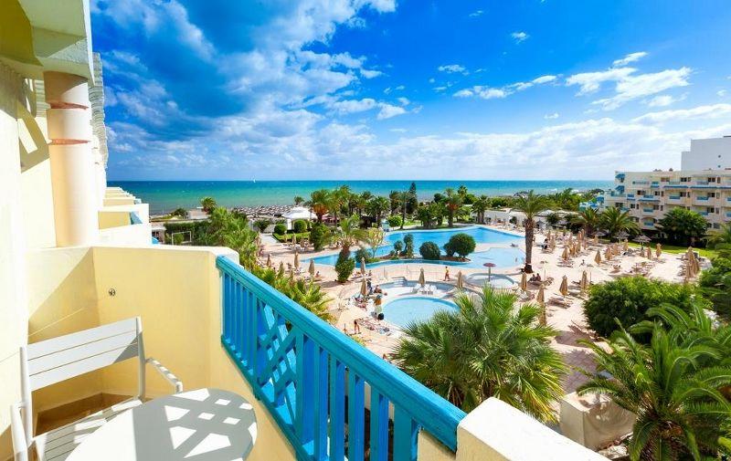 Tunisie - Sousse - Hôtel LTI Bellevue Park 5*