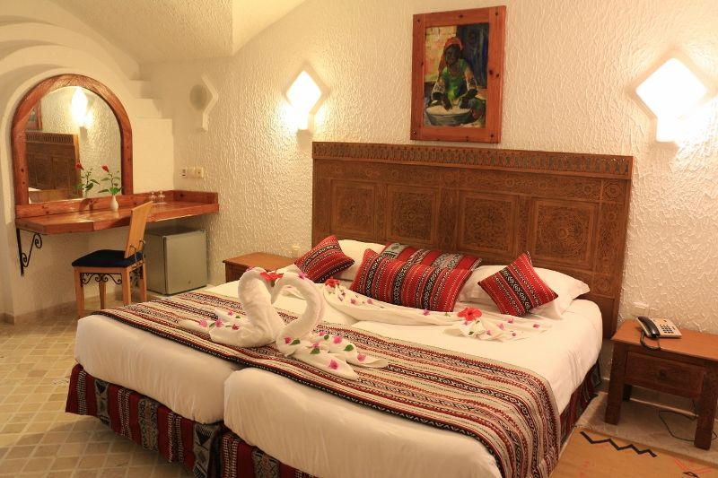 Tunisie - Hammamet - Hôtel Lella Baya & Thalasso 4*