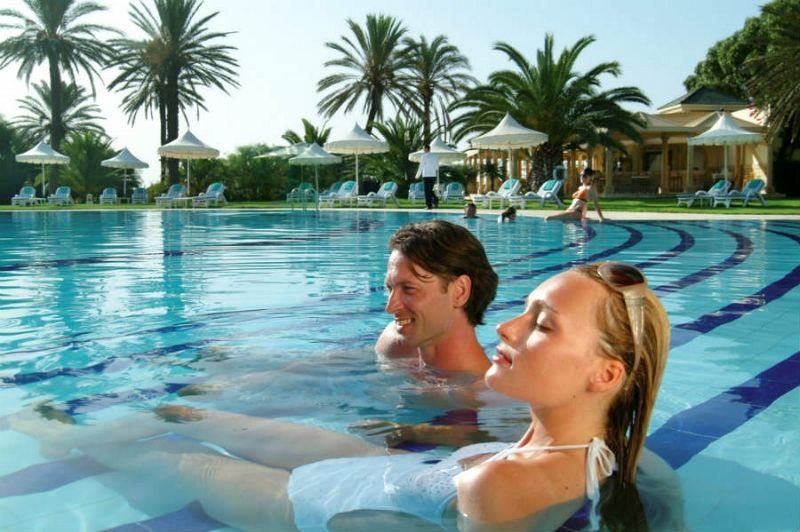 Tunisie - Hammamet - Hôtel Sensimar Oceana Palace Hammamet 5* Luxe Adult Only