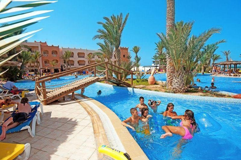 Hotel Vincci Safira Palms 4 Zarzis Tunisie Avec Voyages