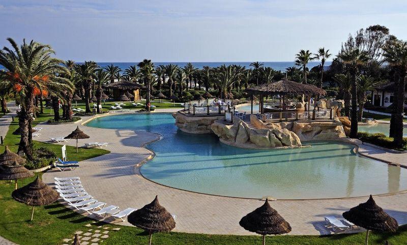 Tunisie - Hammamet - Hôtel Sentido Phenicia 4*