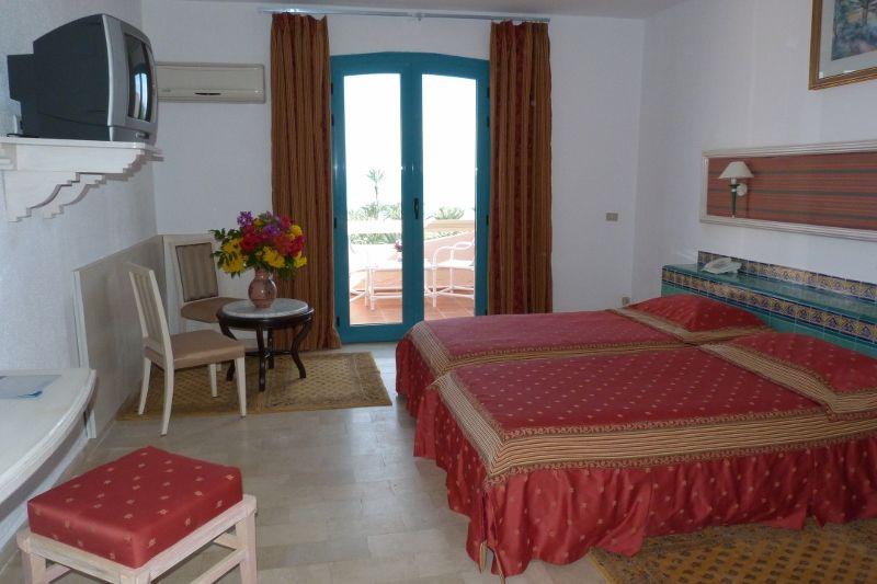 Tunisie - Zarzis - Hôtel Club Oasis Marine 3*