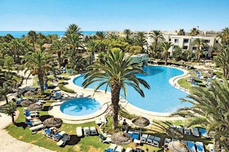 Tunisie - Hammamet - Hôtel Magic Life Africana Imperial 5*