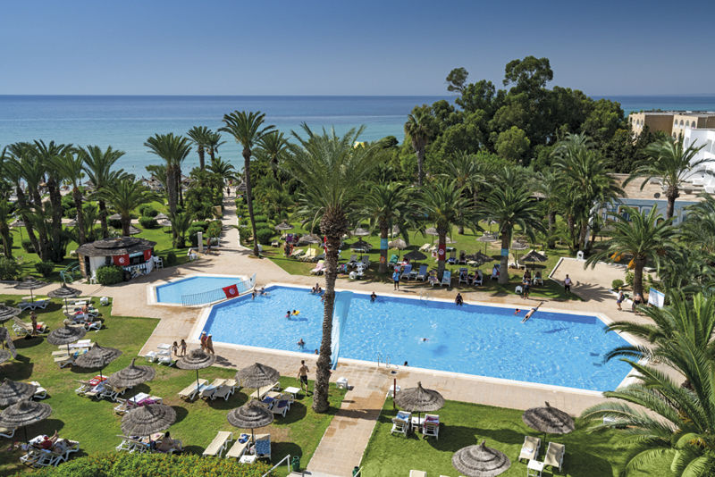 Club Coralia Palm Beach Hammamet 4*