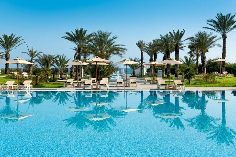 Hotel Iberostar Royal El Mansour 5 Mahdia Tunisie Avec Voyages Leclerc Boomerang Ref 480267