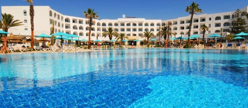 Vincci Nozha Beach & Spa 4*, Hammamet