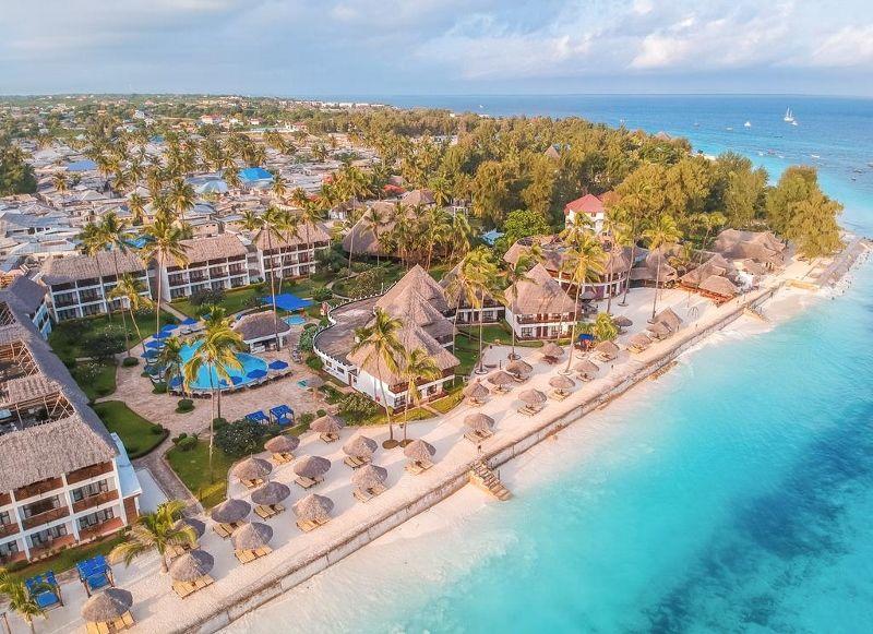 Doubletree Resort by Hilton Hotel Zanzibar - Nungwi 4 *