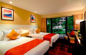 Thaïlande - Phuket - Hôtel Novotel Phuket Surin Beach Resort