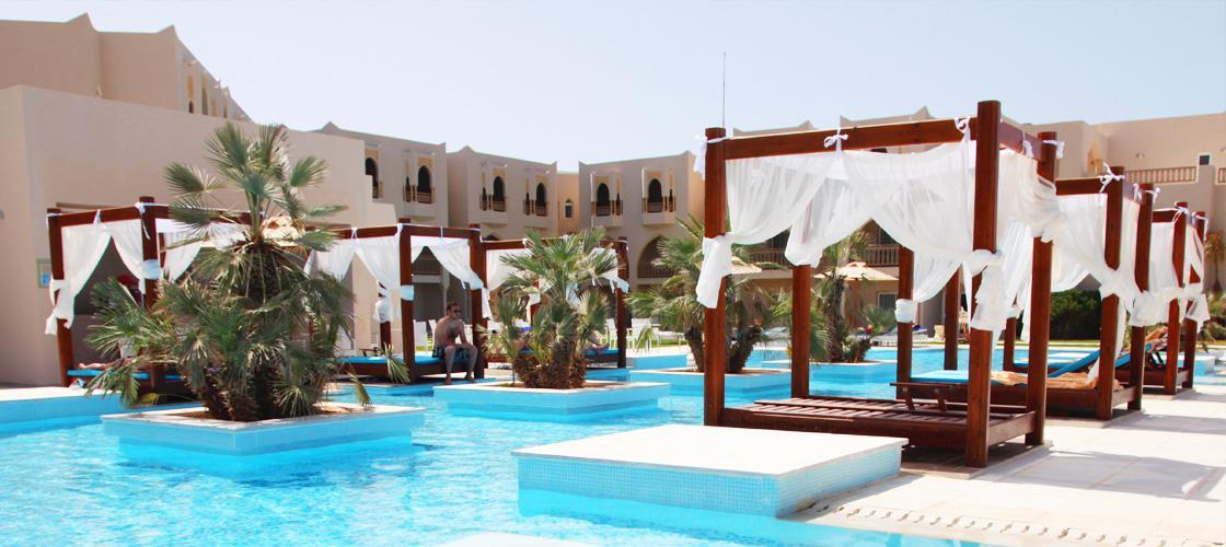 Hotel Sensimar Palm Beach Palace 5 Djerba Tunisie Avec Voyages
