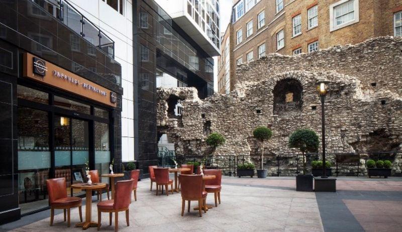 Grande-Bretagne - Londres - Royaume Uni - Hôtel Leonardo Royal Londres City 4*