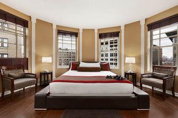 Etats-Unis - New York - Hôtel Belleclaire