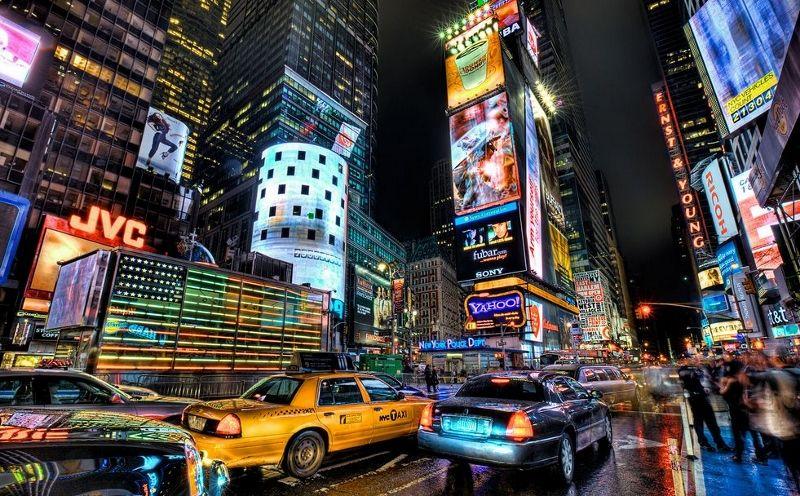 Circuit New York en Liberté, New York