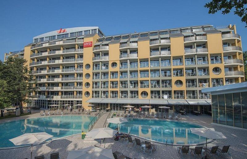 Bulgarie - Sables d'Or - Hôtel Hvd Viva 4*