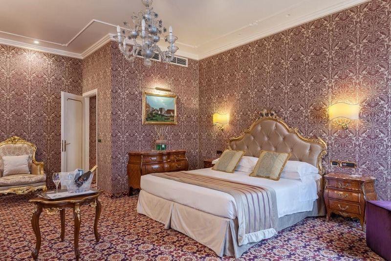 Italie - Venise - Hôtel Ca' dei Conti 4*