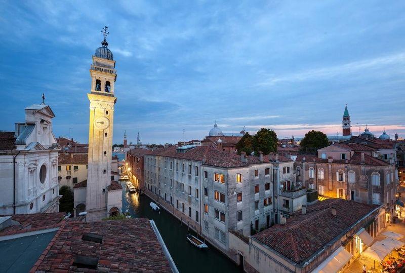 Italie - Venise - Hôtel Liassidi Palace 4*